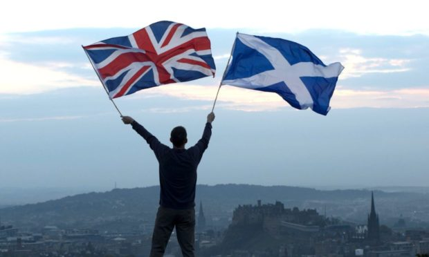 Scott Begbie: Flagging up issues over displaying Union Jack