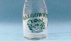 Half Pint Milk Bottle