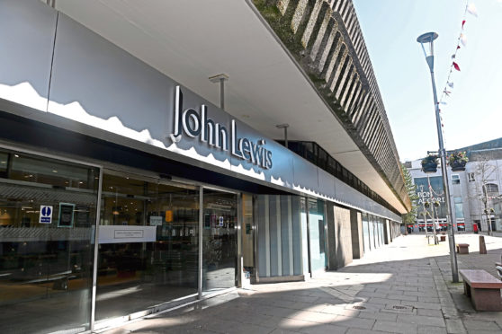 Taskforce will 'do everything' to keep John Lewis in Aberdeen city centre