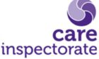 The Care Inspectorate report praised the service.