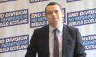Scottish Conservative leader Douglas Ross launches the party's election campaign.