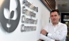 Russell Borthwick from Aberdeen and Grampian Chamber Of Commerce.
