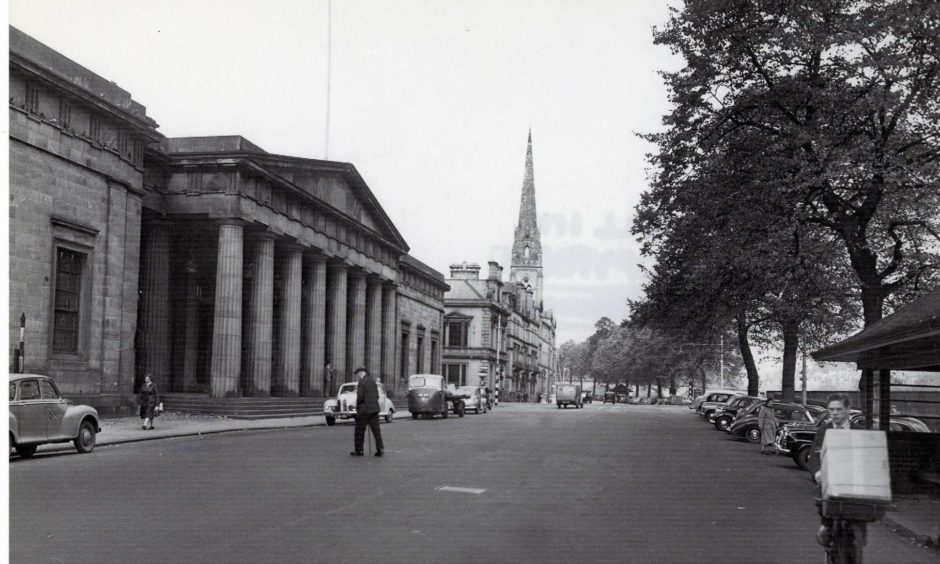 The murder of Janet Rogers remains Scotland's oldest cold case and the murder trial took place at Perth court house in 1867.