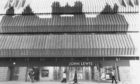 John  Lewis Aberdeen pictured just before it opened in October 1989.