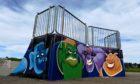 Skatepark at Westfield Park