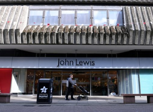 John Lewis: North-east professor calls for 'radical' rethink of Aberdeen city centre
