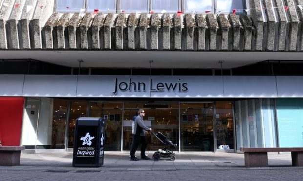 John Lewis could close down.