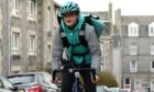Deliveroo driver and Independent Workers Union of Great Britain - communications officer for the courier branchMartin Le Brech.