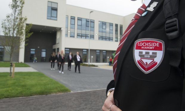 The number of pupils staying on from S4 to S5 in Aberdeen secondary schools is anticipated to rise due to Covid-19.