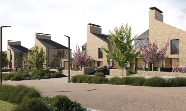 A pre-determination hearing may be held on the Leggart Brae site