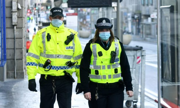 Crime levels in the north-east have fallen, while detection rates are rising, a new report has stated.