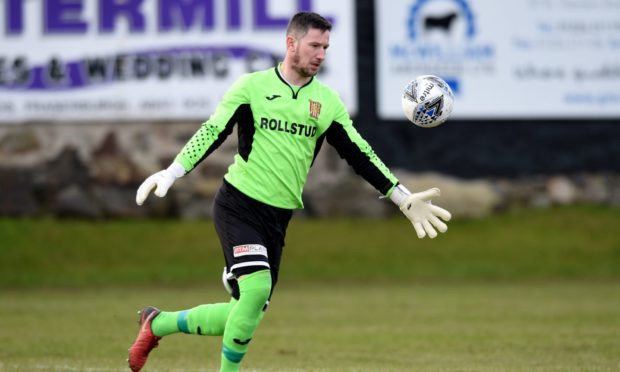 Kevin Main is returning to Buckie Thistle