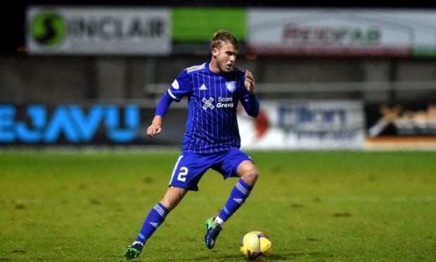 Kieran Freeman is back for a second spell at Peterhead