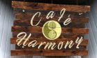Cafe Harmony is situated on Aberdeen's Bon Accord Terrace