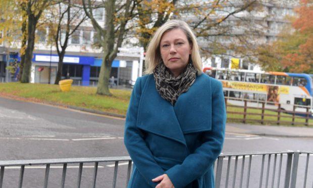 Aberdeenshire East MSP Gillian Martin.