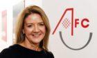 AFCCT chief executive Liz Bowie.