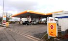 The Shell Cocket Hat petrol station on North Anderson Drive.