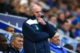 Sven-Goran Eriksson linked with Aberdeen; Scott Brown could be Stephen Glass' assistant