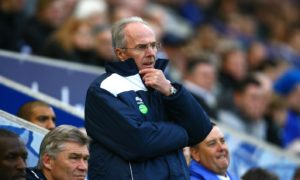 Sven-Goran Eriksson rules out move to Aberdeen