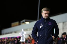 Steven Pressley throws his hat in the ring for vacant manager's job at Aberdeen