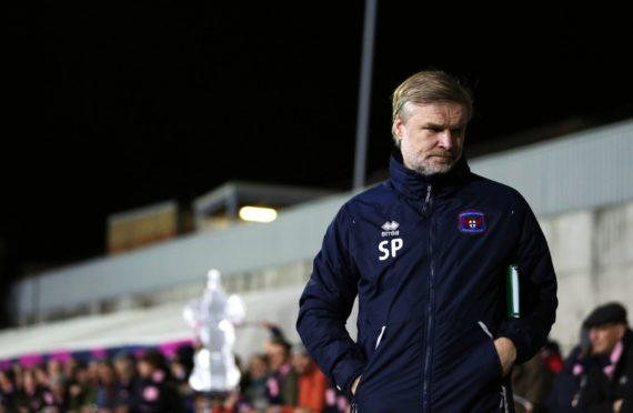 Steven Pressley has also said he would be interested in the Pittodrie vacancy.