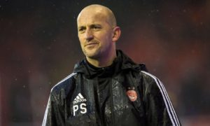 Interim boss Paul Sheerin insists Aberdeen can still deliver third as the board search for a new manager