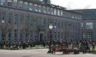 Pupils return to Robert Gordon's College