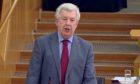 Lewis Macdonald delivered his final speech last week.