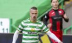Celtic striker Leigh Griffiths has been linked with a move to Aberdeen