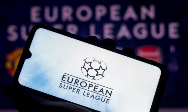 The European Super League plan has collapsed.