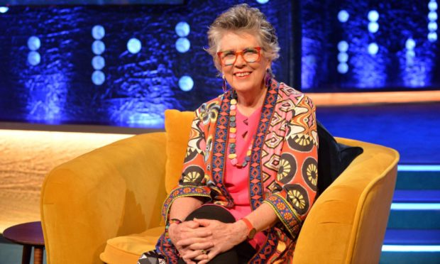 Great British Bake Off judge Prue Leith has backed a campaign by Dignity in Dying.