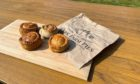 Wark Farm pies are are fully made from scratch at the business' farm