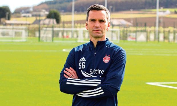 New boss Stephen Glass.