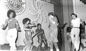 1979: Disco dancing