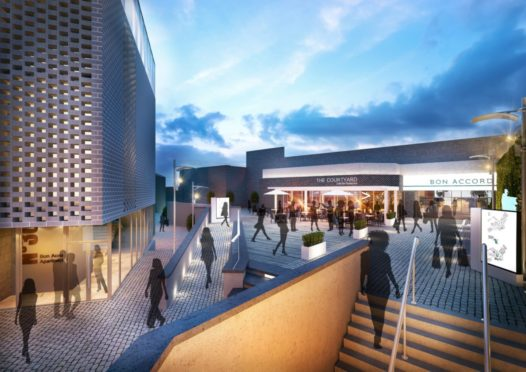 The Bon Accord centre plans to expand.