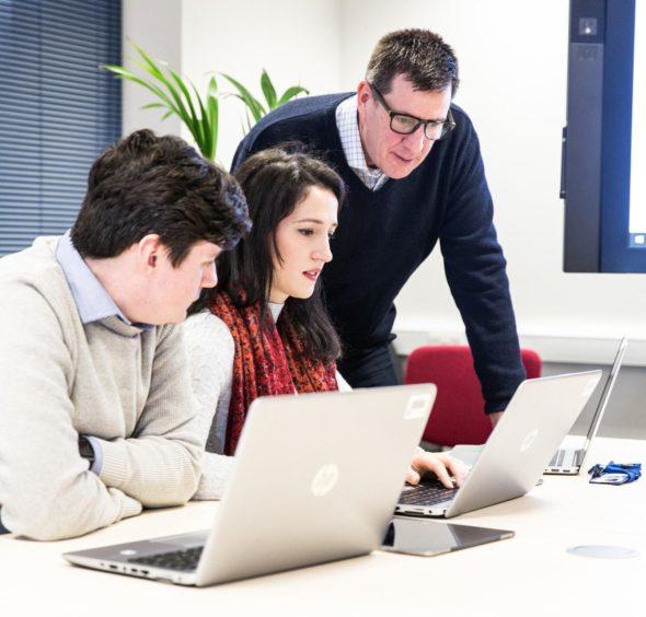 Graduate Apprenticeship Programme