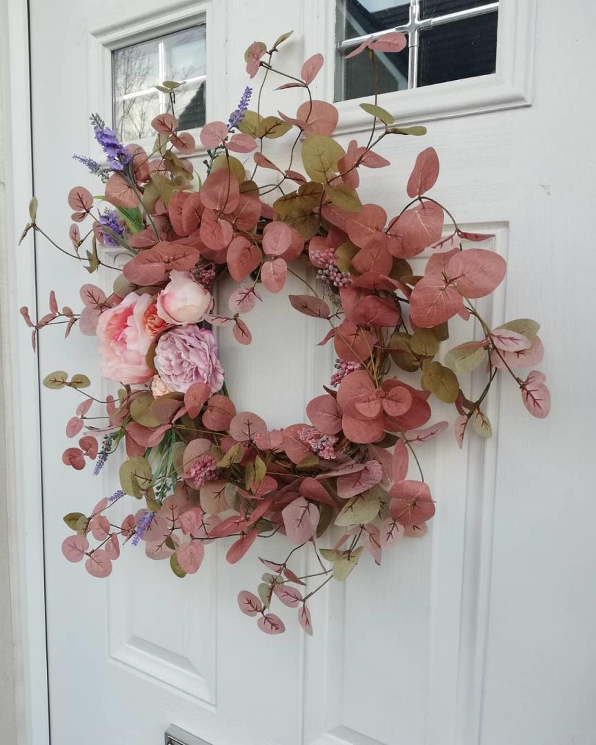 oh wreath