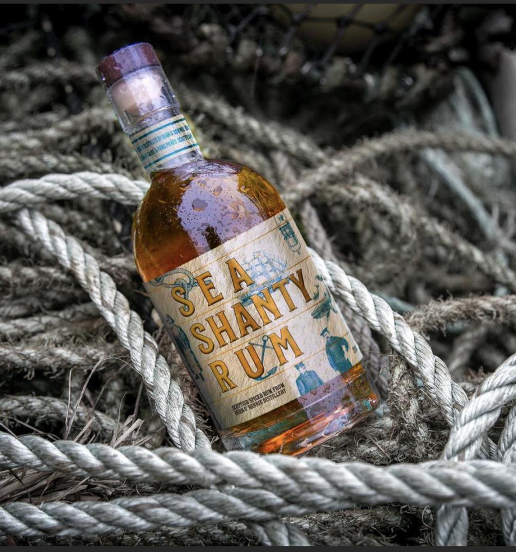 sea shanty rum