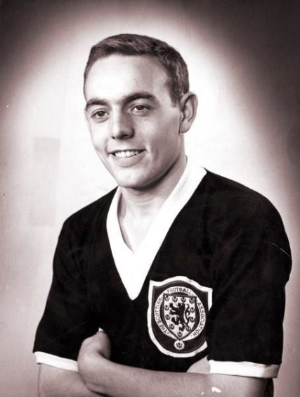 Ian St John, 1959