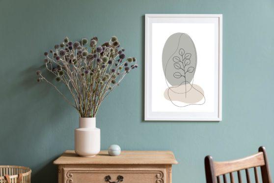 Meli's Art Corner is run by Melinda Noufal, who lives in Aberdeen
