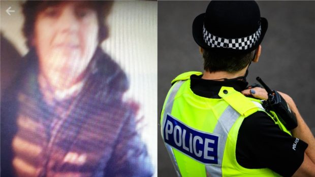 Kerry Robertson was last seen in the Ashgrove Road area yesterday.