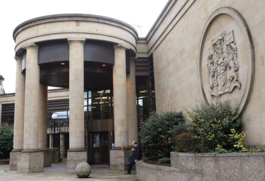 William Hay was convicted at the High Court in Glasgow