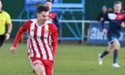 Graeme Rodger has signed a new deal with Formartine United