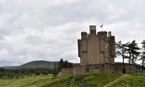 Braemar Castle will reopen to visitors this weekend