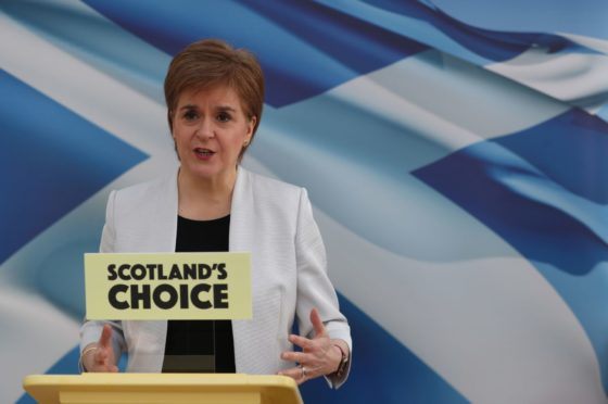 SNP manifesto