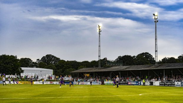 The court case centres around a 2019 match between Hibs and Elgin