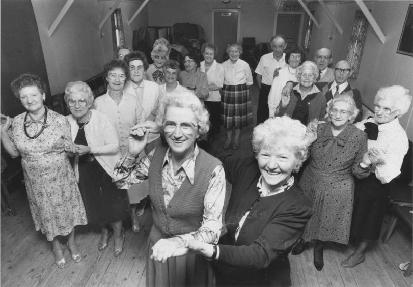 1989 - Community Centre Sequence Dance Class