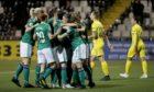 Northern Ireland are celebrating qualifying for Euro 2022.