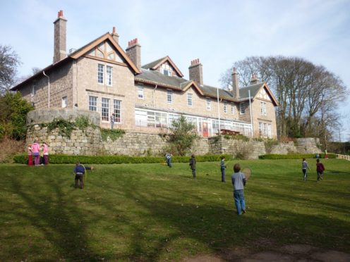 Aberdeen Waldorf School is to be transformed by the Camphill Wellbeing Trust