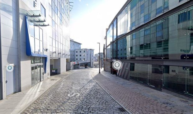 A job centre will be created at City Wharf, Aberdeen